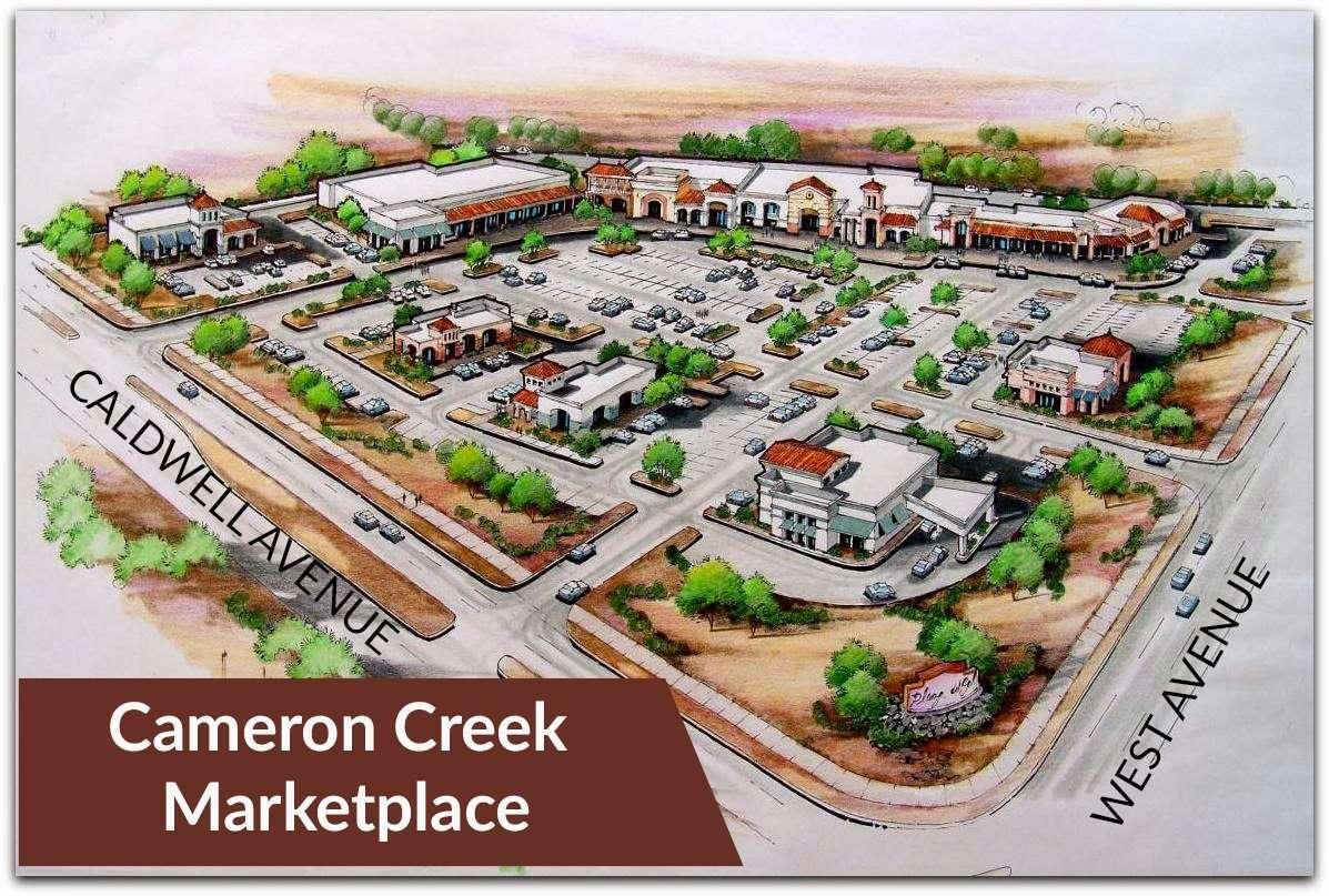 Cameron Creek Marketplace – Visalia, CA
