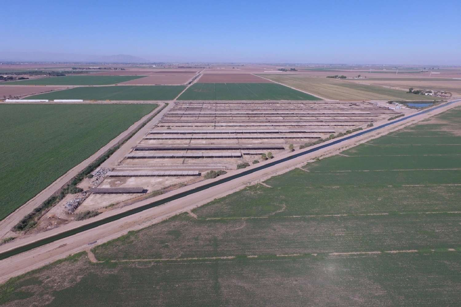 50 Ac. Feedlot, Imperial County, Calexico  – Price Reduced