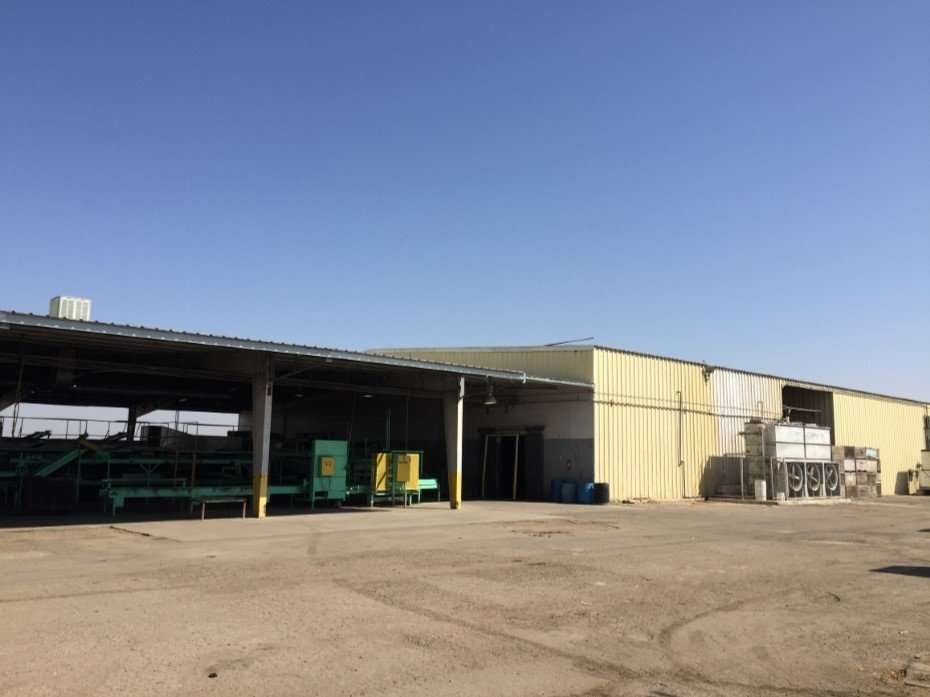 6.52 Ac. Packing & Cold Storage, Parlier