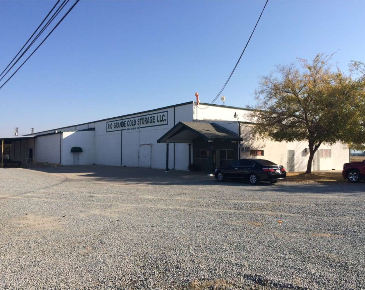 18.15 Acres Packing & Cold Storage, Porterville