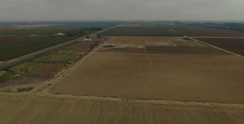 49 Acres Open Ground and Dairy (not in use), Fresno