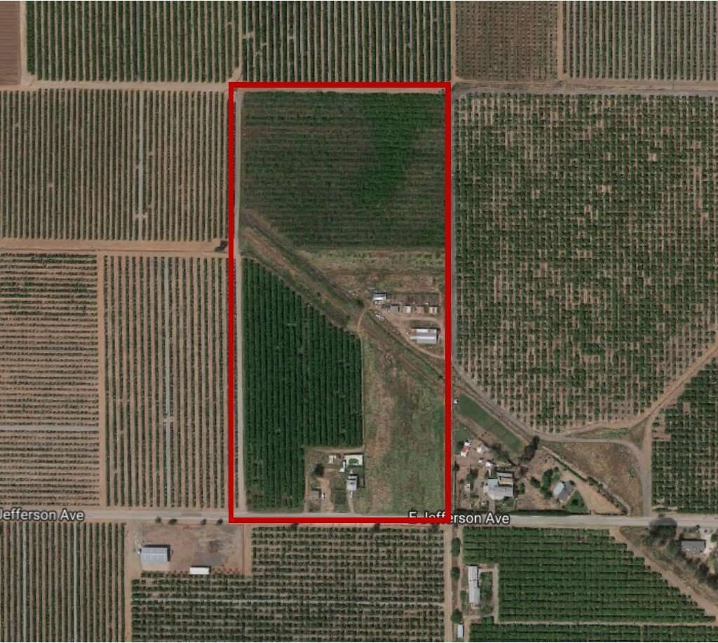 19.61 Acres Homes and Open Land, Reedley
