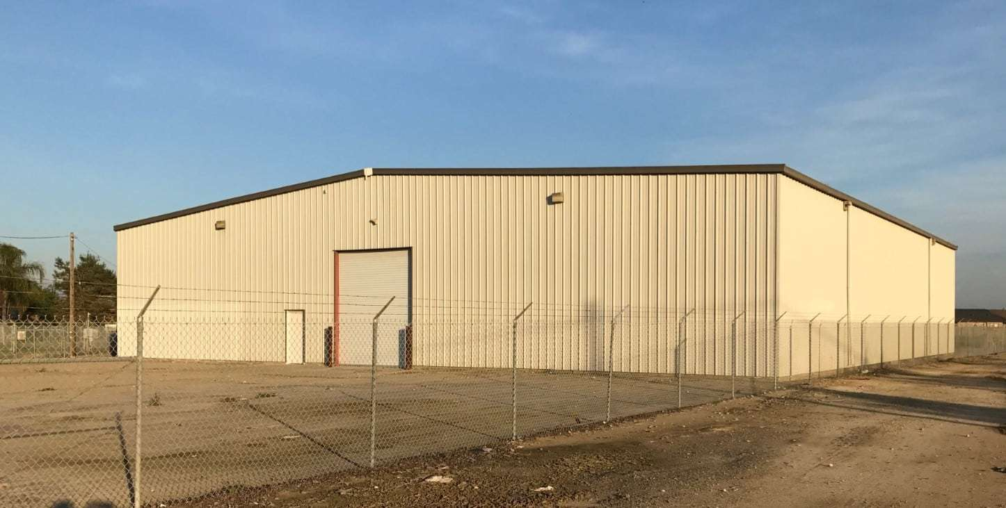 Warehouse Building and Lot, Dinuba