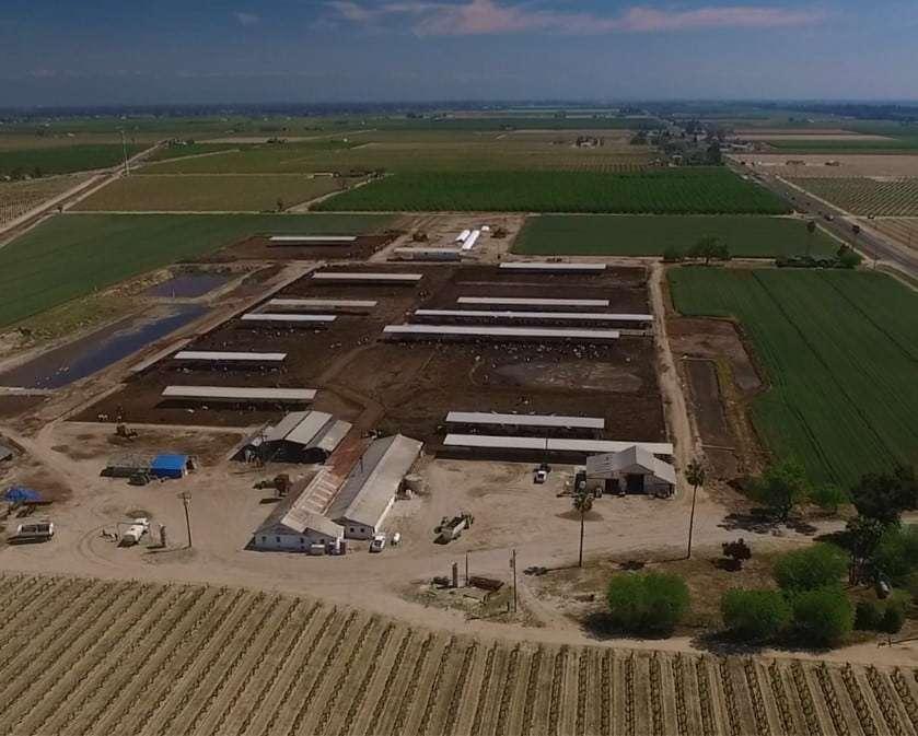Milky Way Dairy 77.53 Acres, Fresno