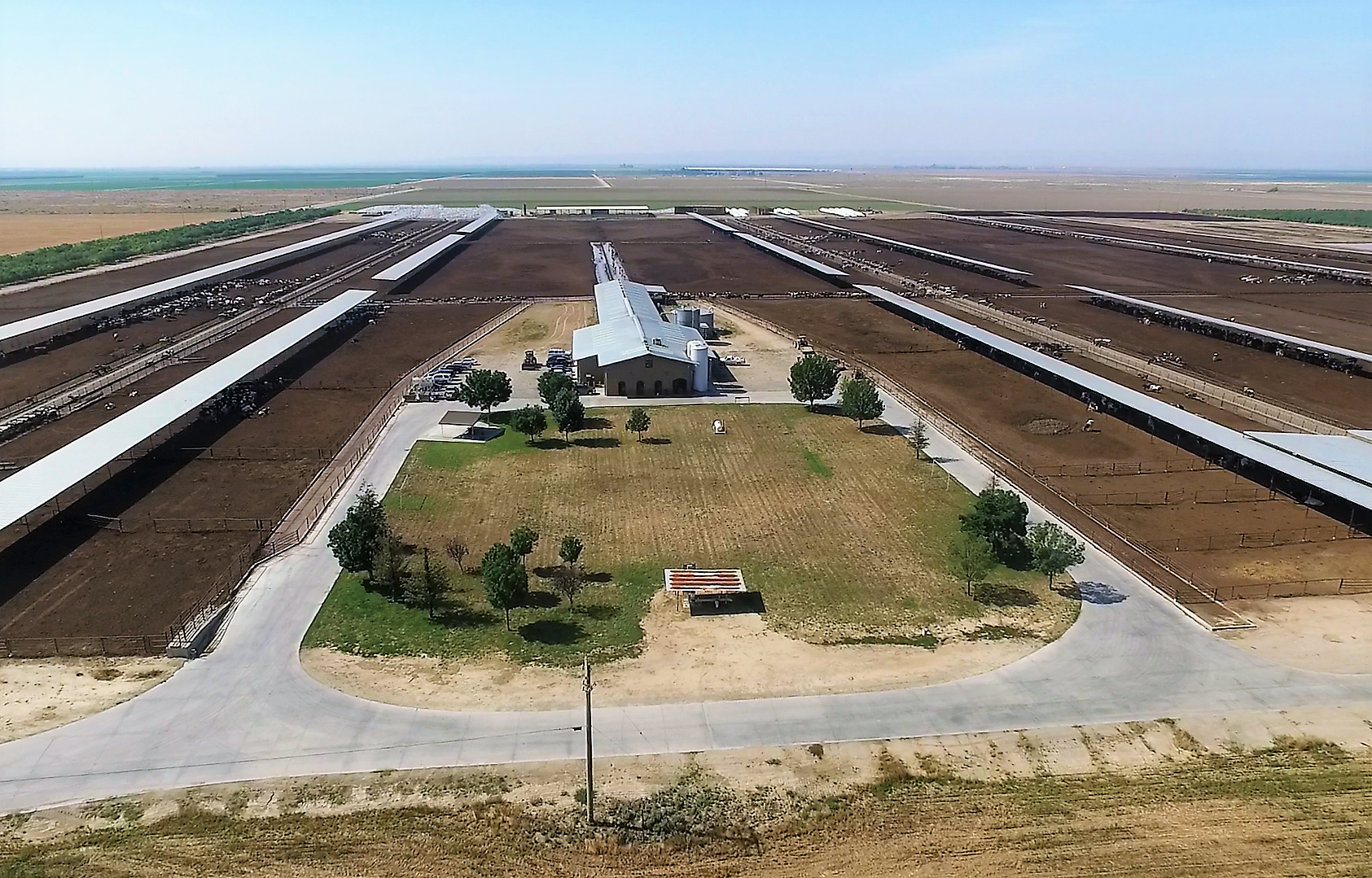 Shafter Dairy 472.9 Acres, Shafter