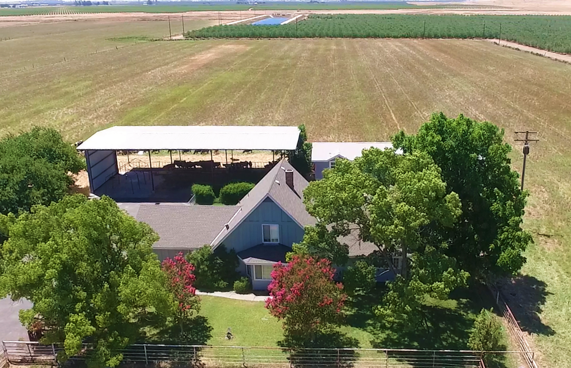 56.2 Acres Homes and Pasture, Merced