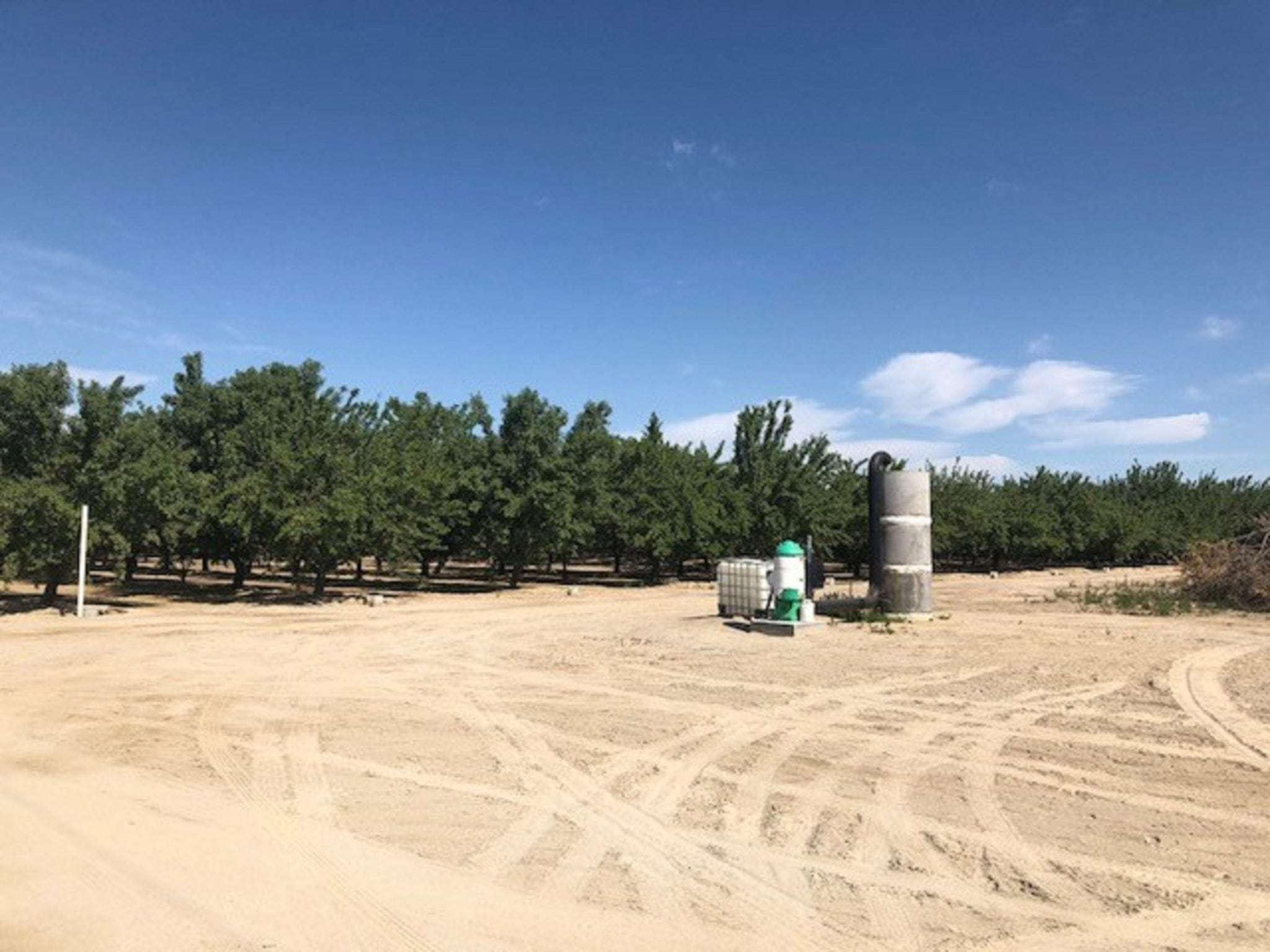 40 Ac. Almond Ranch, Kerman