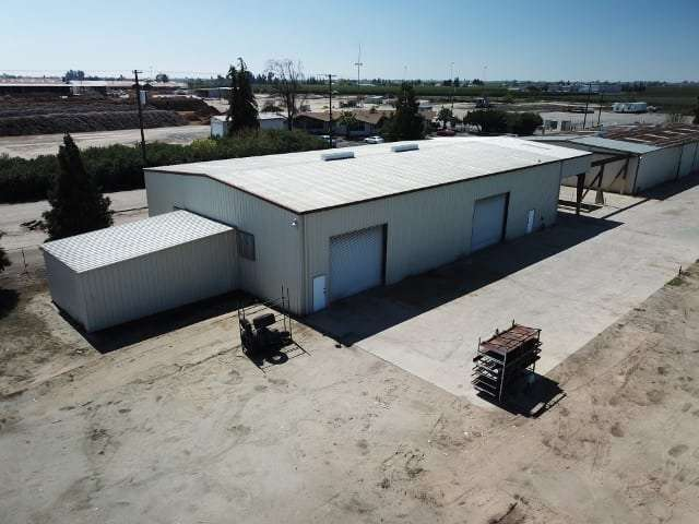 6,500 Sq. Ft. Industrial Building FOR LEASE, Reedley
