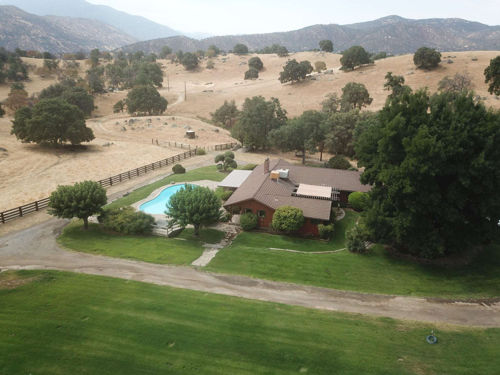 80 Ac. Home and Open Land, Springville