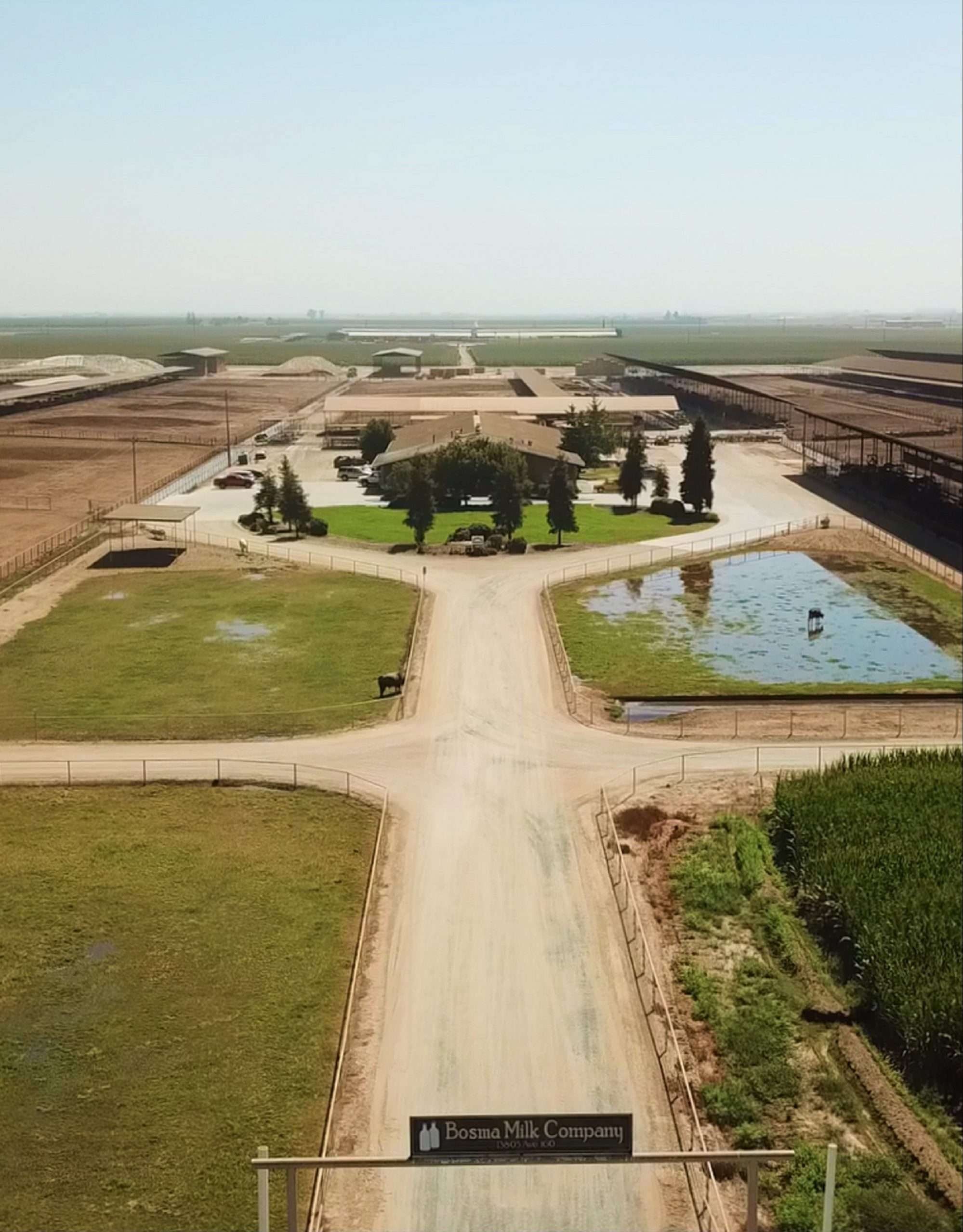 634 Acre Dairy Tipton CA