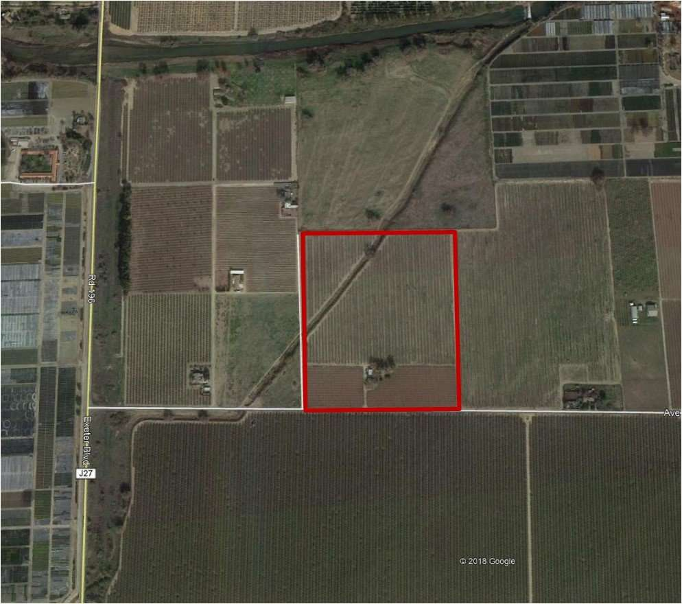 28 Ac. Almonds & Persimmons, Woodlake
