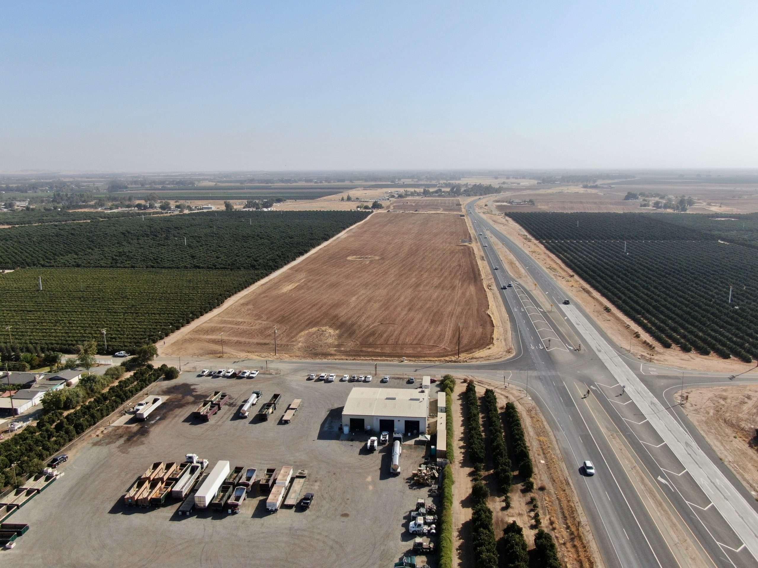 29.29 Acres Open Land, Porterville