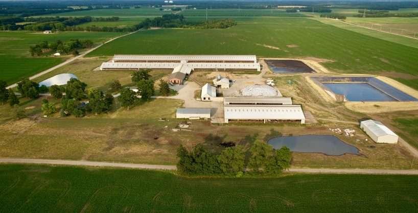 Morning Star Dairy, Rolling Prairie, IN