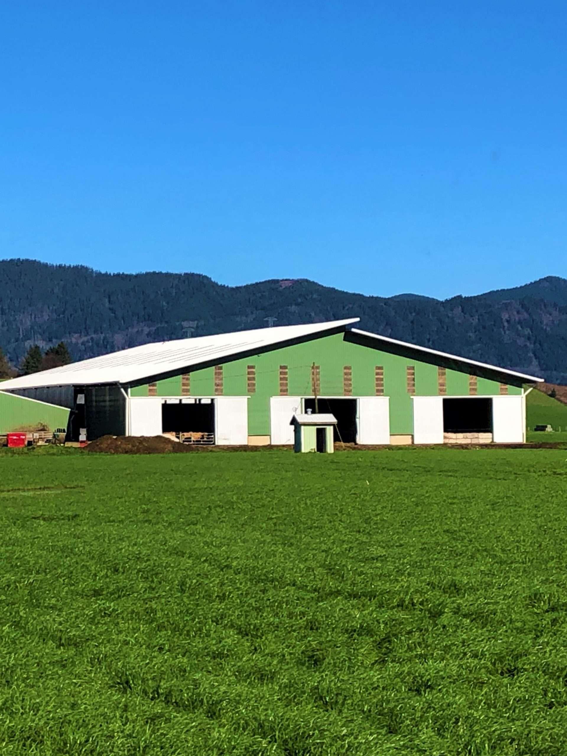 120 Ac. Dairy, Tillamook, OR
