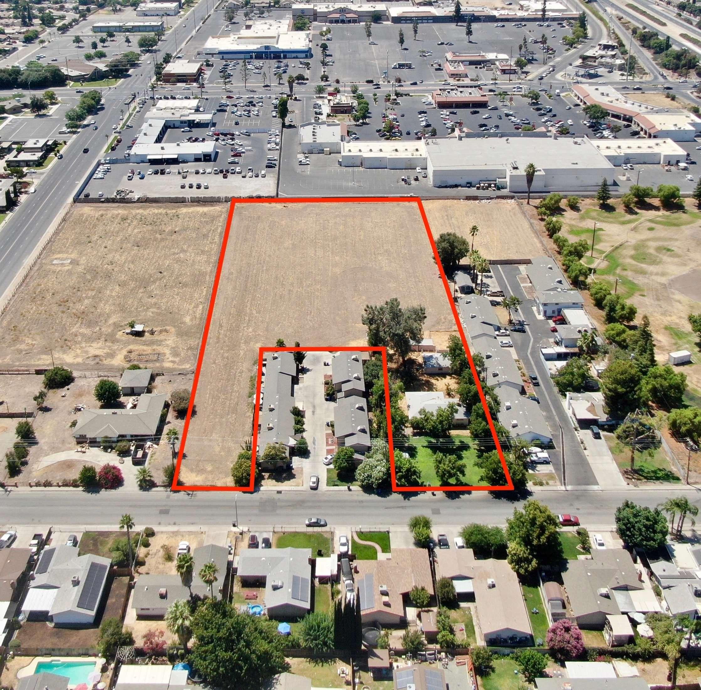 3.26 Acre Multi-Family Development – Porterville