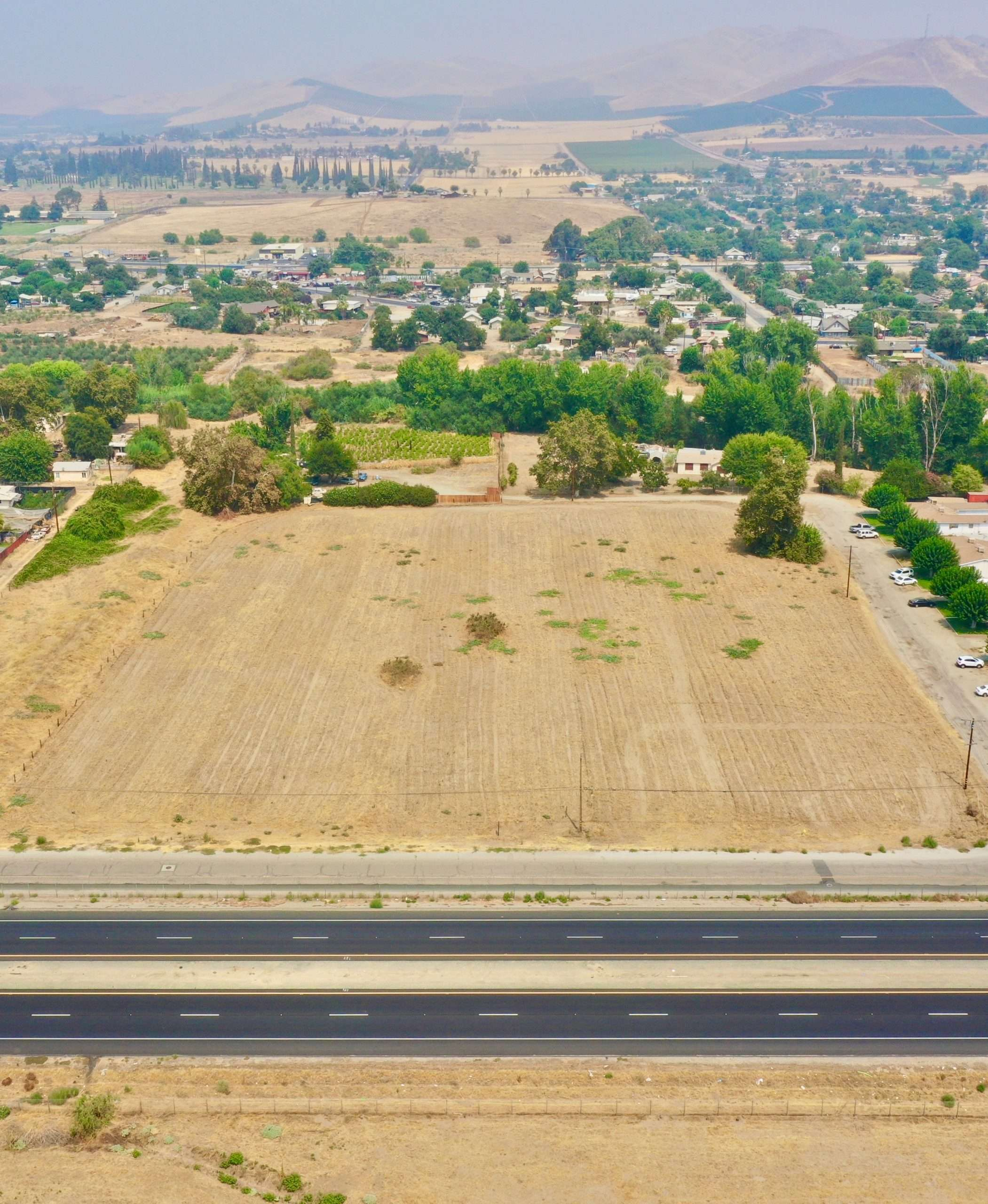4.98 Acres Development Land