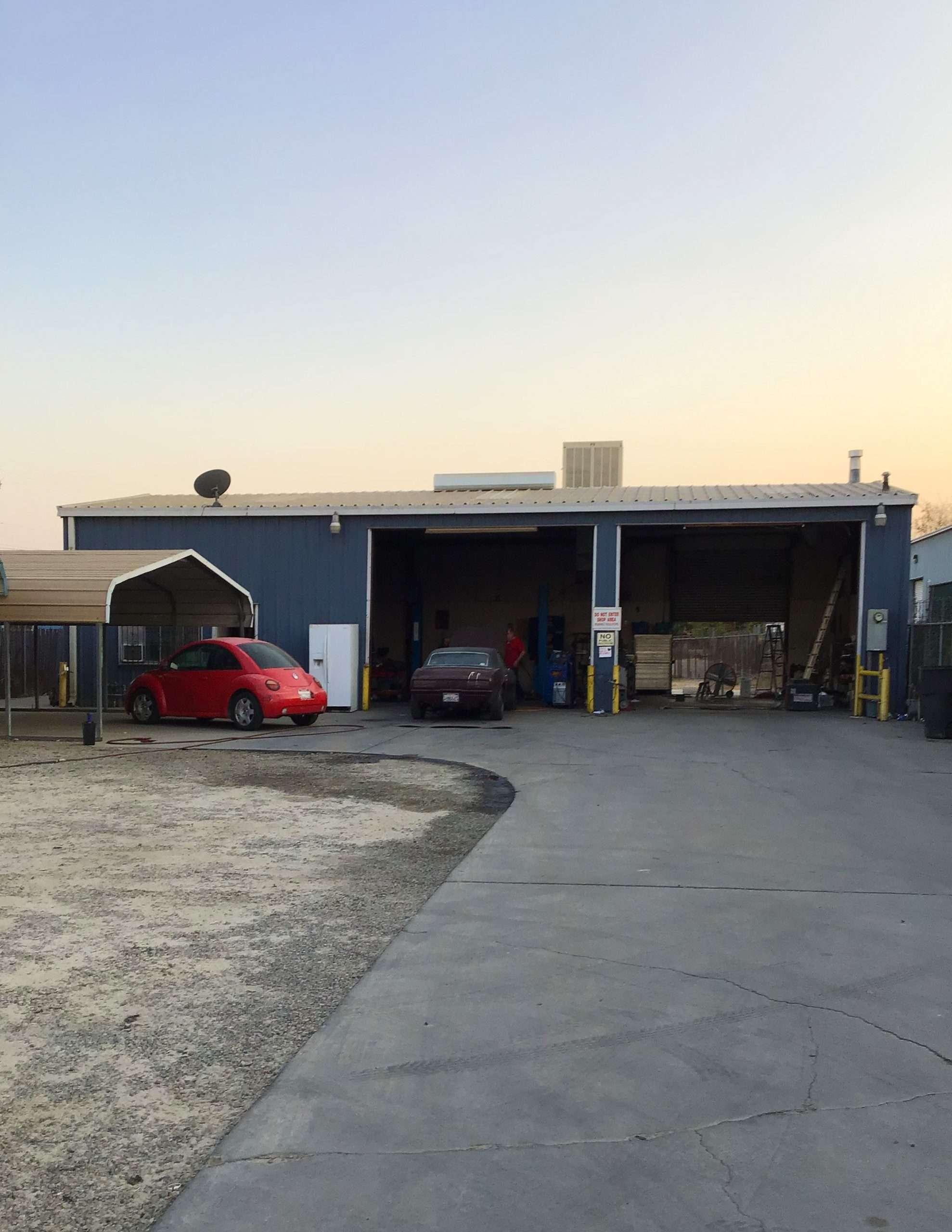 Light Industrial Property – Reedley, CA