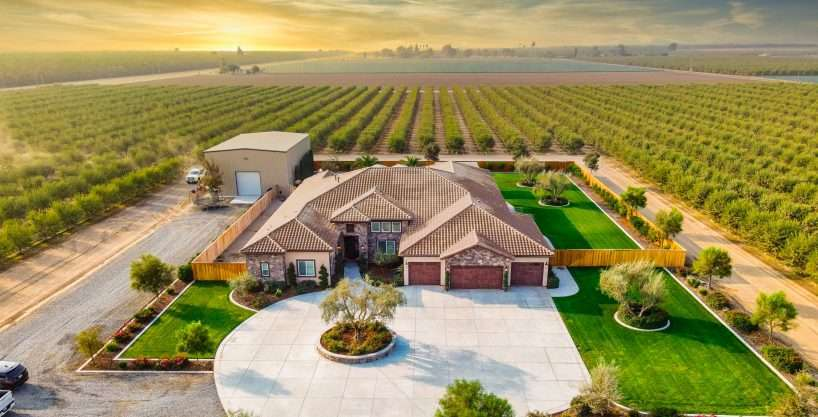 37.66 Acre Almond Estate – Porterville, CA