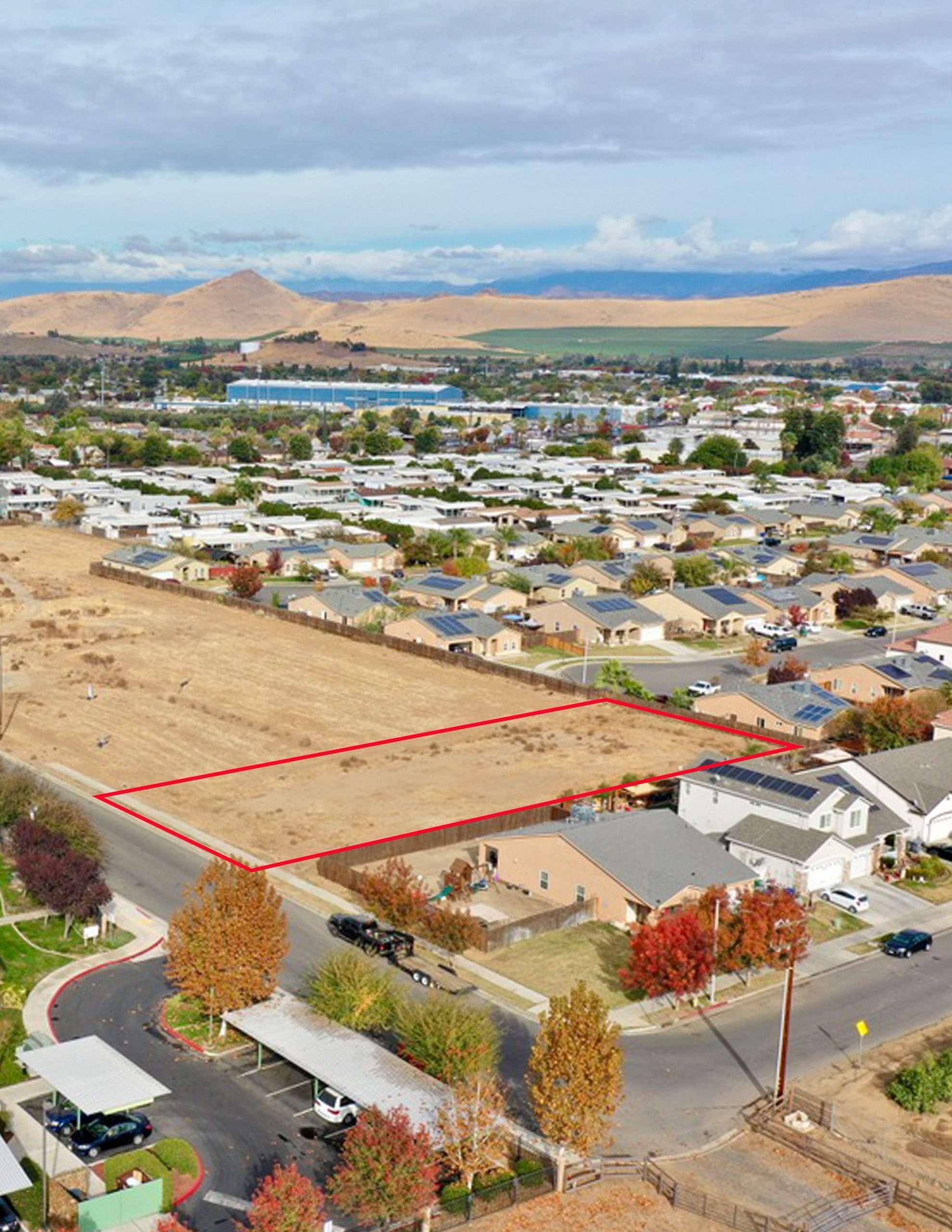 .5 Acre Lot – Lindsay, CA