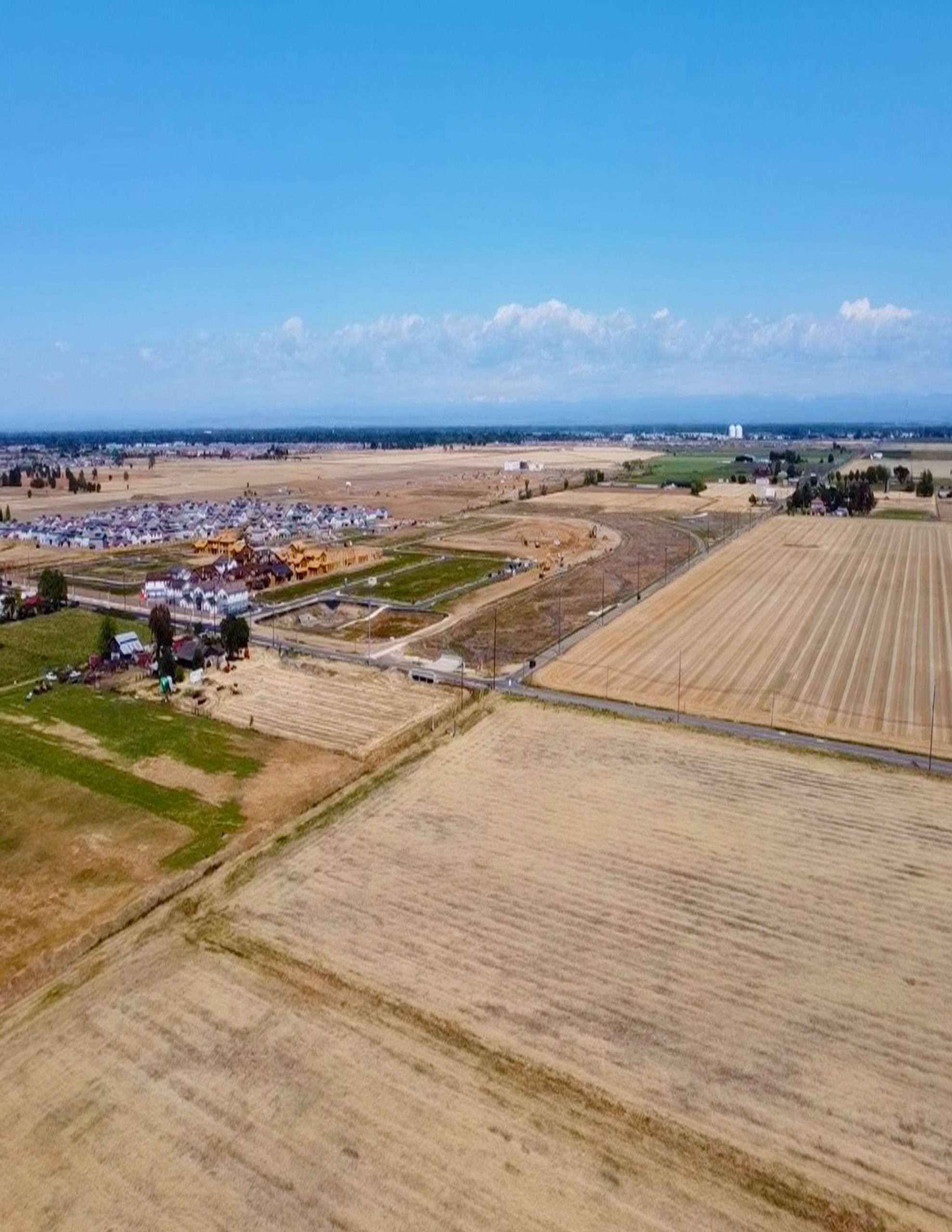 +/-158.18 Acres – Open Development Land