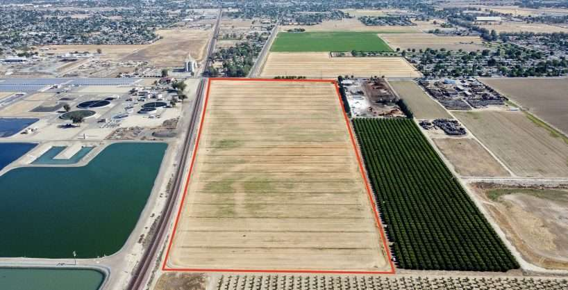 +/-47.21 Acre Development Property – Hanford, CA