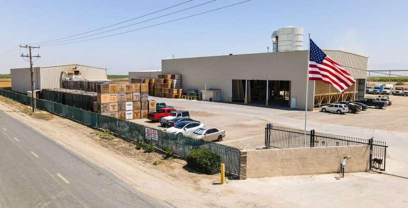 +/-9.36 Acre Custom Almonds Facility – Earlimart, CA