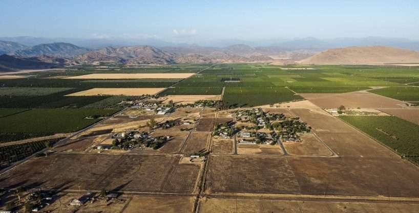 +/-21.79 Acres – Open Development Land – Seville, CA