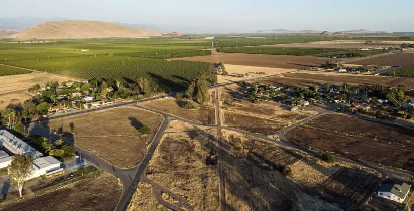 +/-46.34 Acres – Open Agricultural Land – Seville, CA