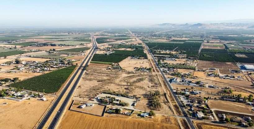 +/-28.40 Acres – Transitional Land – Porterville, CA
