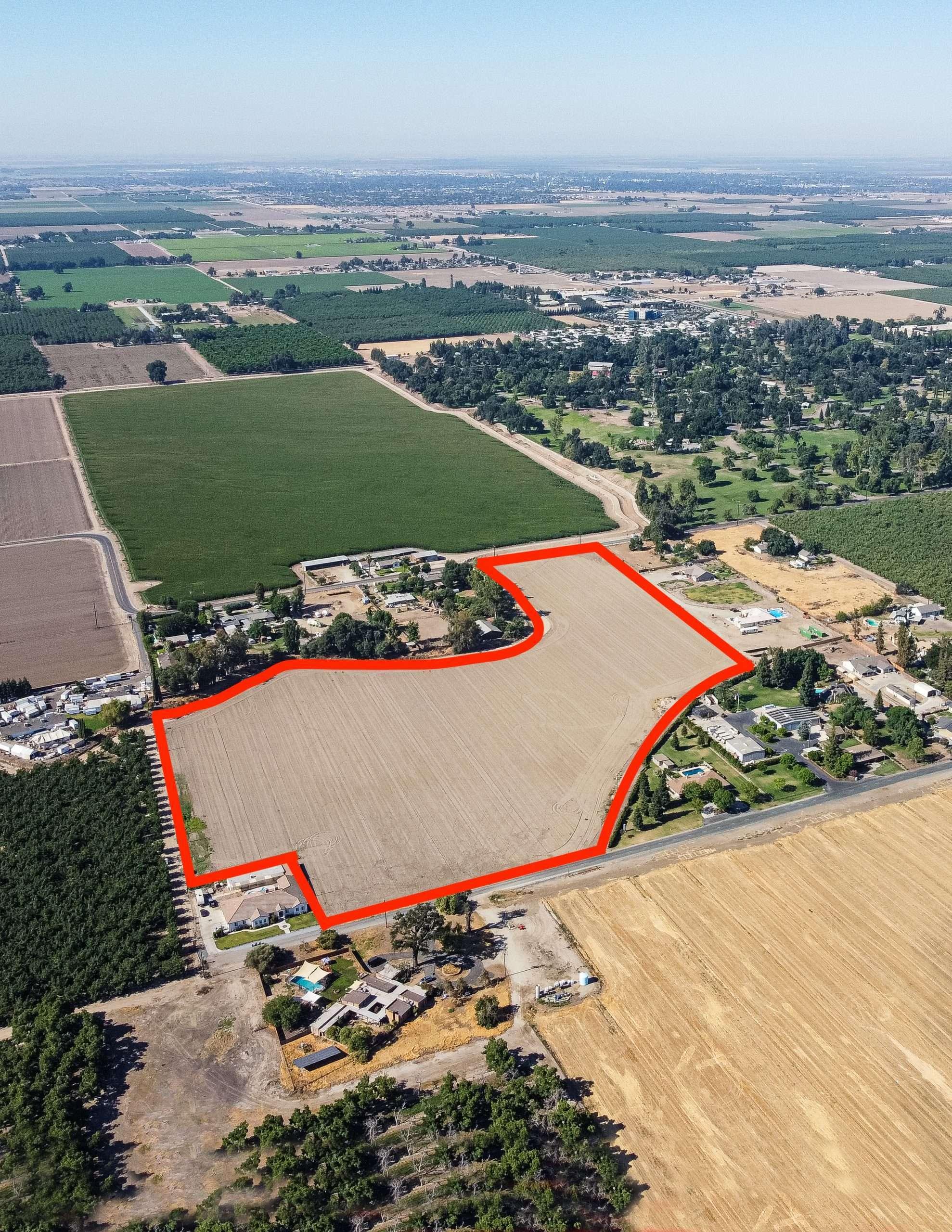 +/-18.33 Acres – Open Ground – Visalia, CA