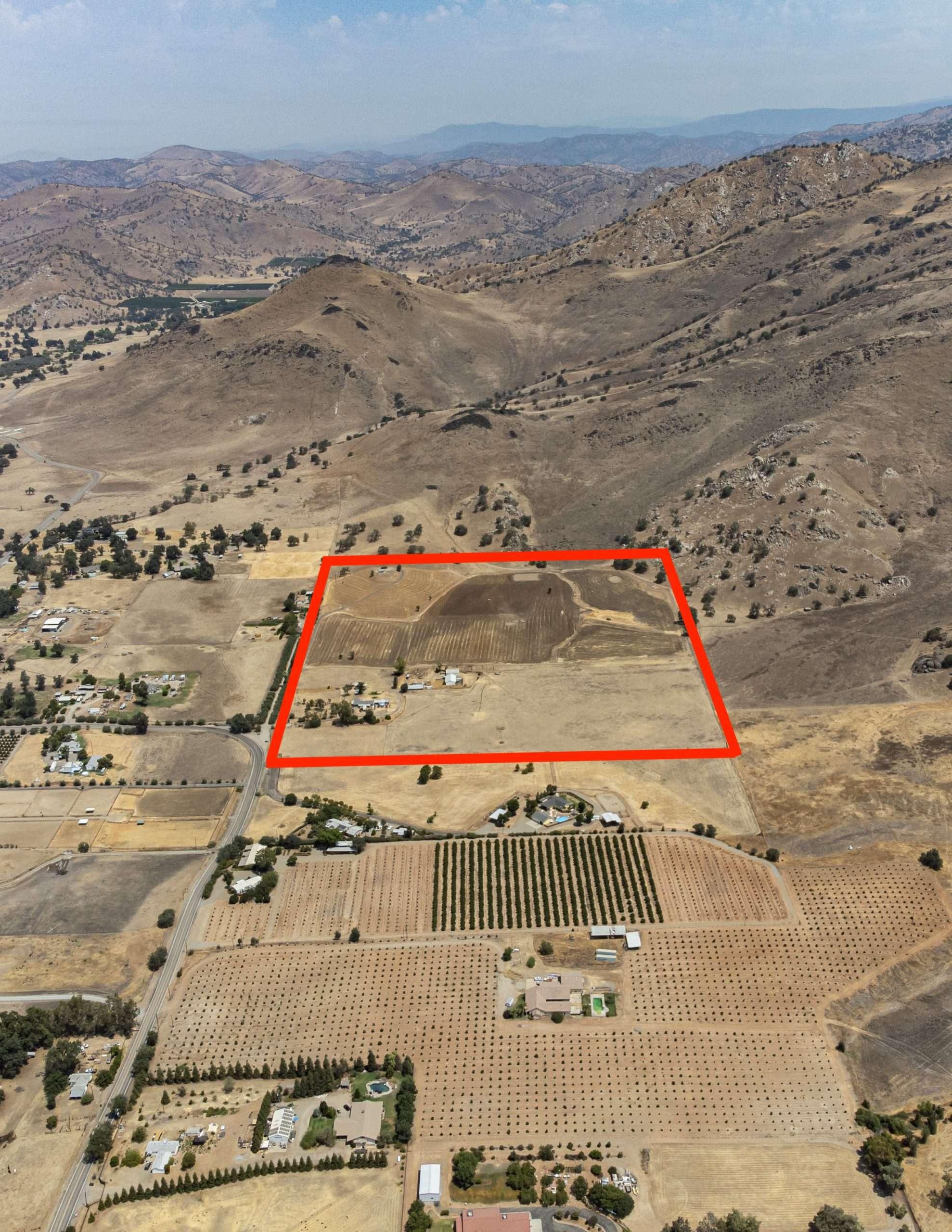 +/-45.68 Acres – Open Ground – Elderwood, CA