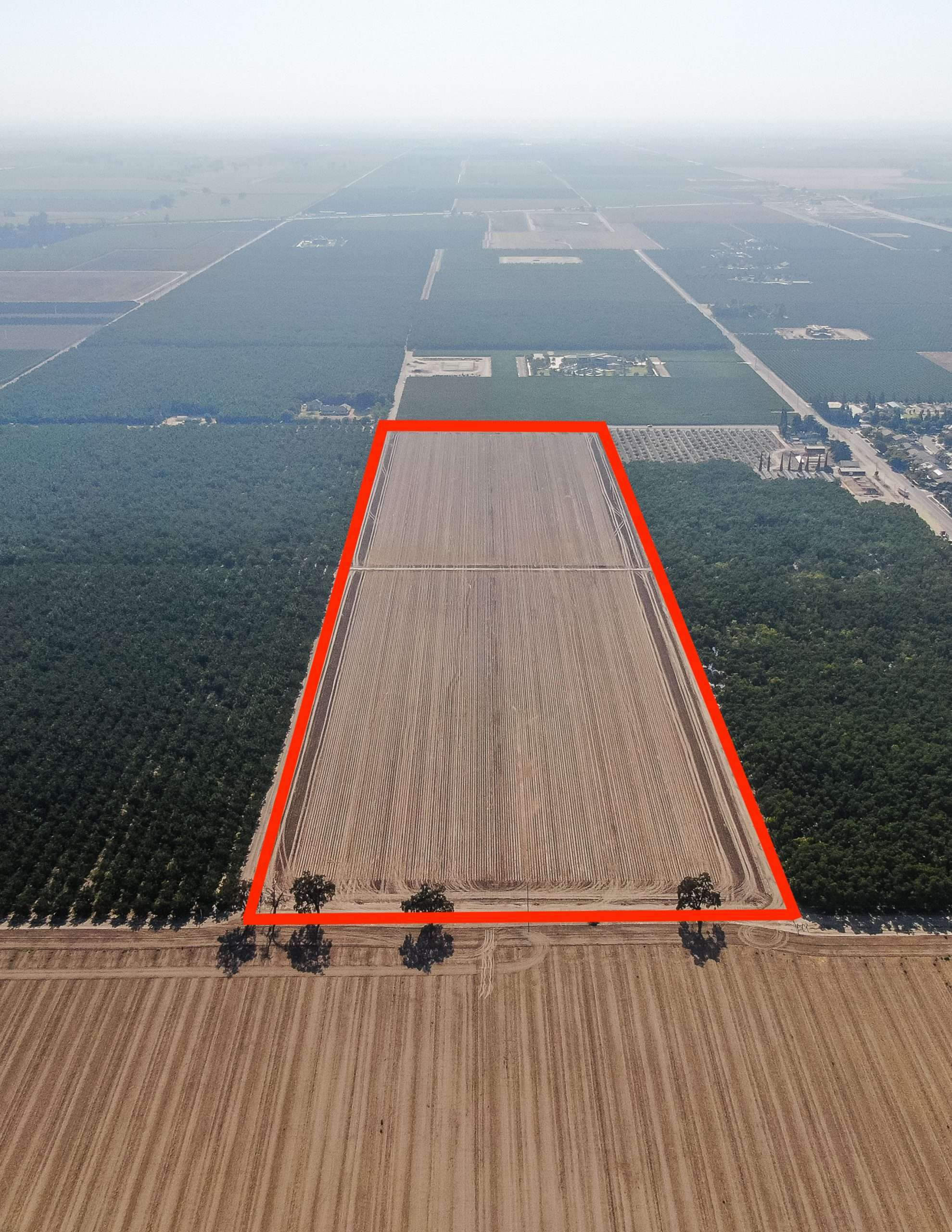 +/-39.35 Acres – Potential Development Land – Visalia, CA
