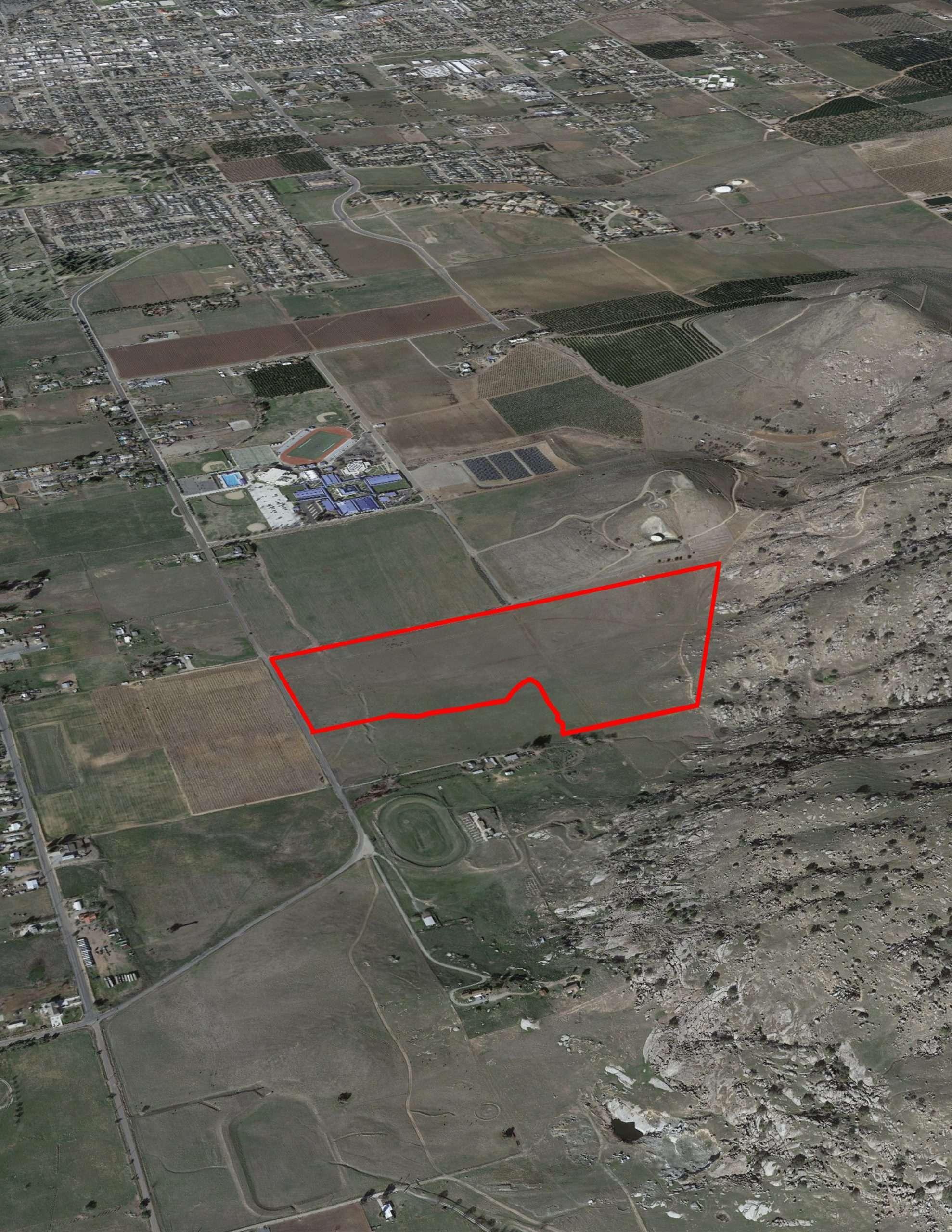+/-52.75 Acres – Open Land – Porterville, CA