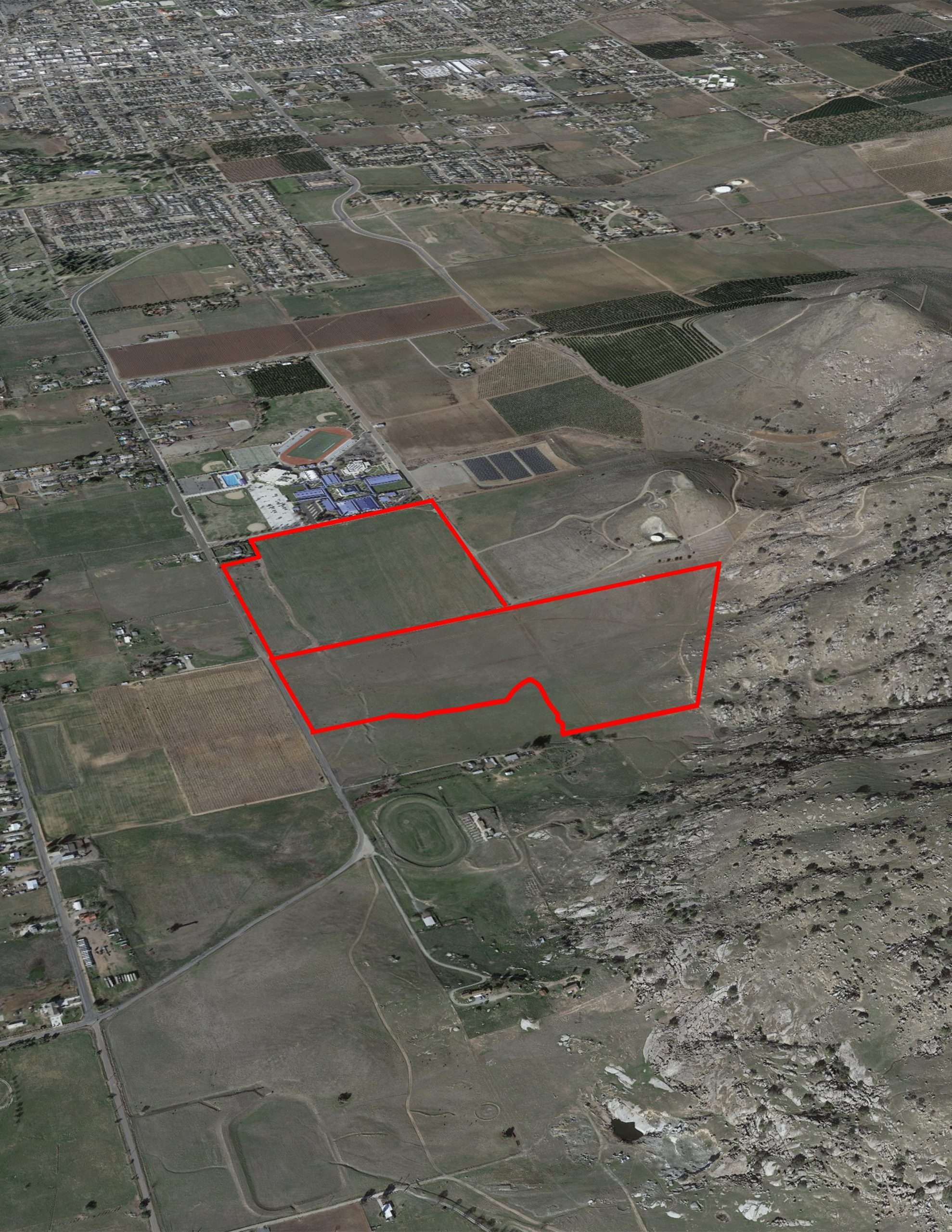 +/-90.79 Acres – Open Land – Porterville, CA