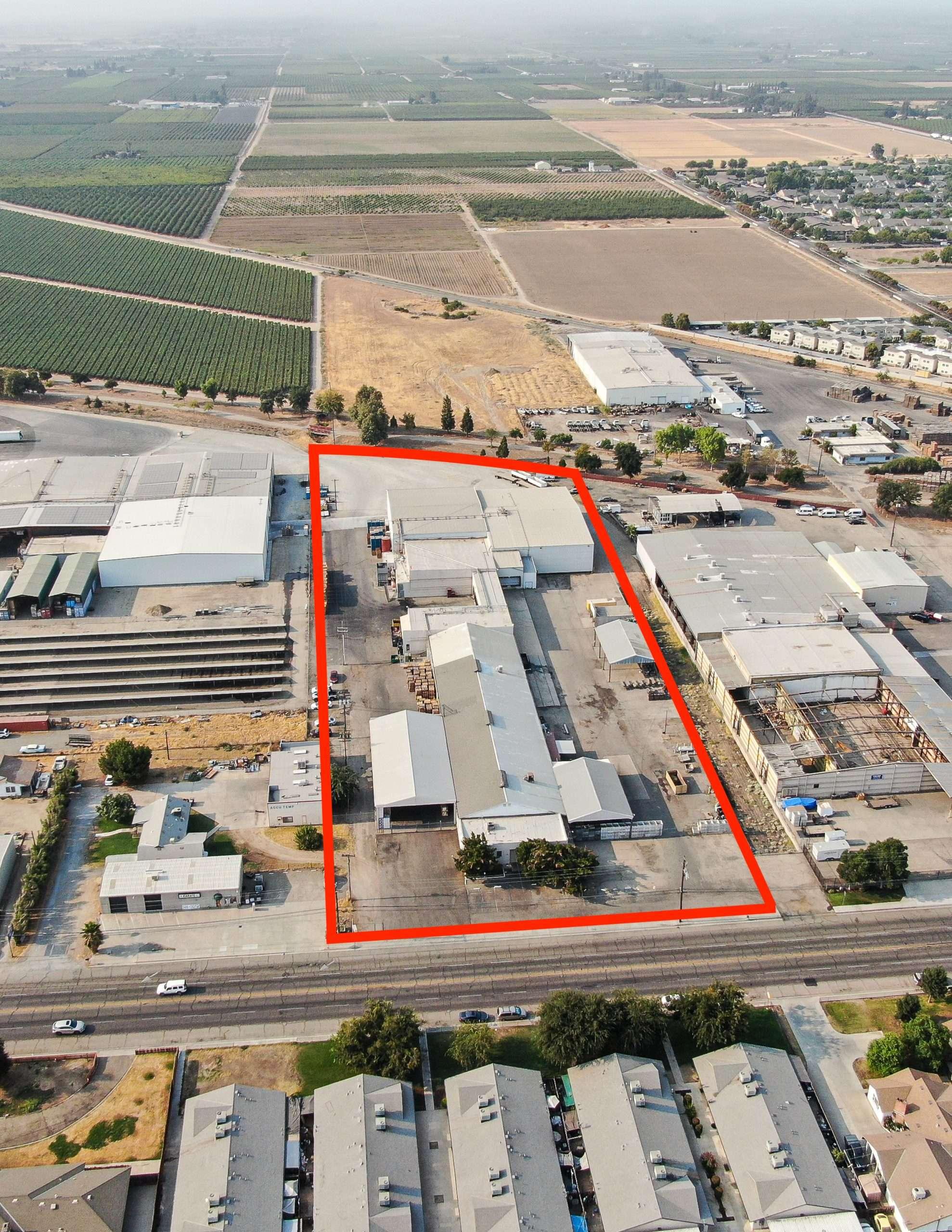 Cold Storage – Reedley, CA