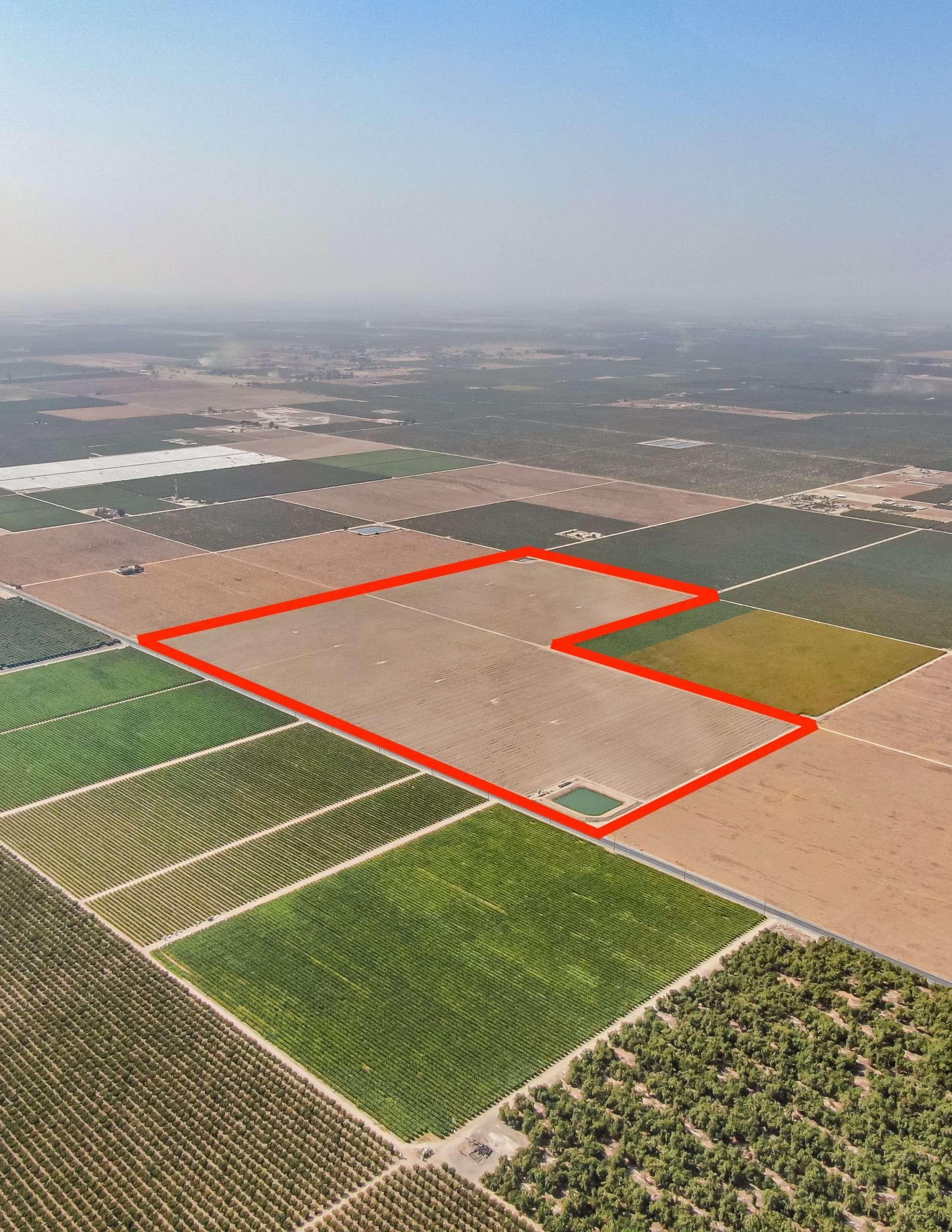 +/-118.04 Acres – Almonds – Earlimart, CA