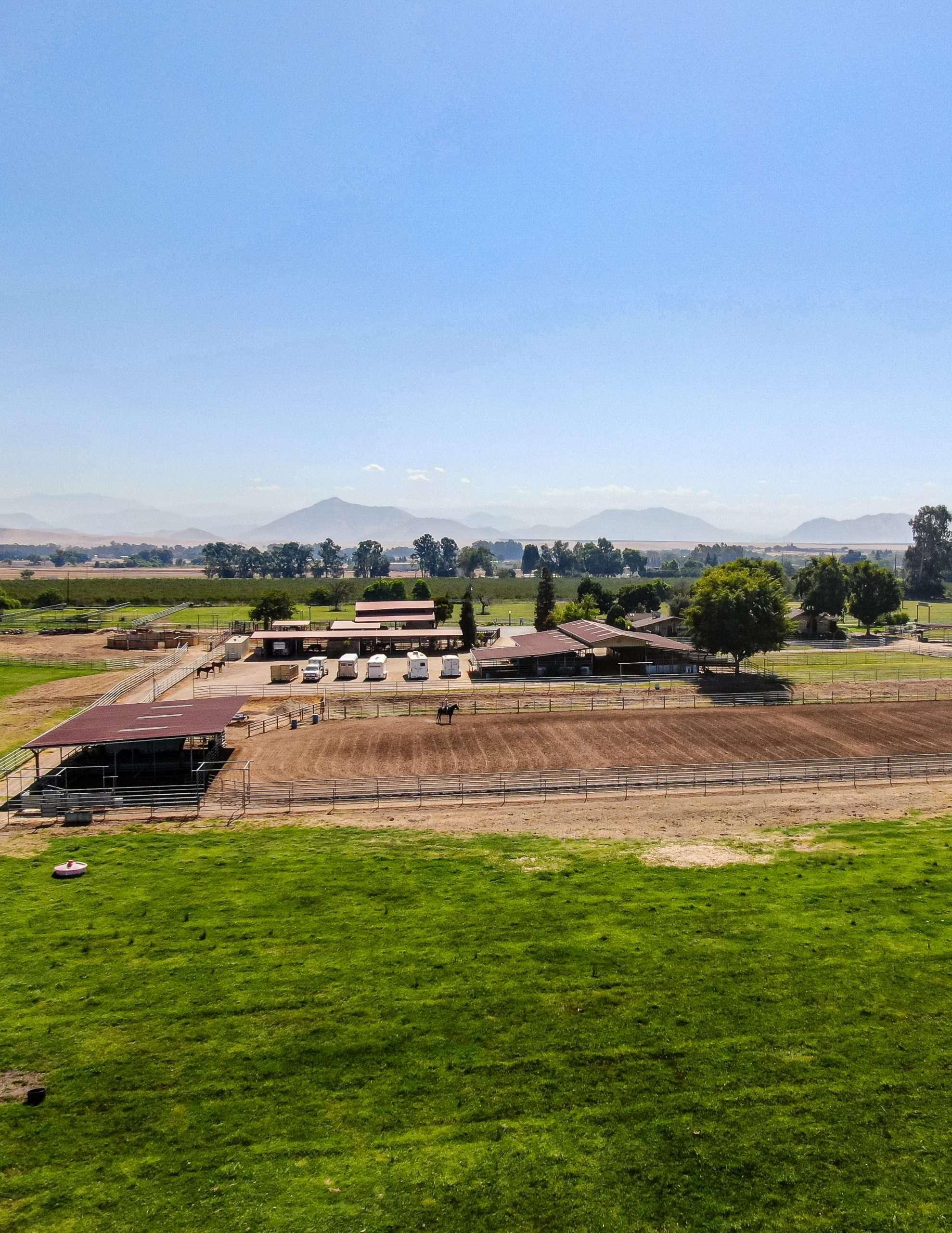+/-67.57 Acres – Silveira Working Horse & Livestock Ranch – Sanger, CA