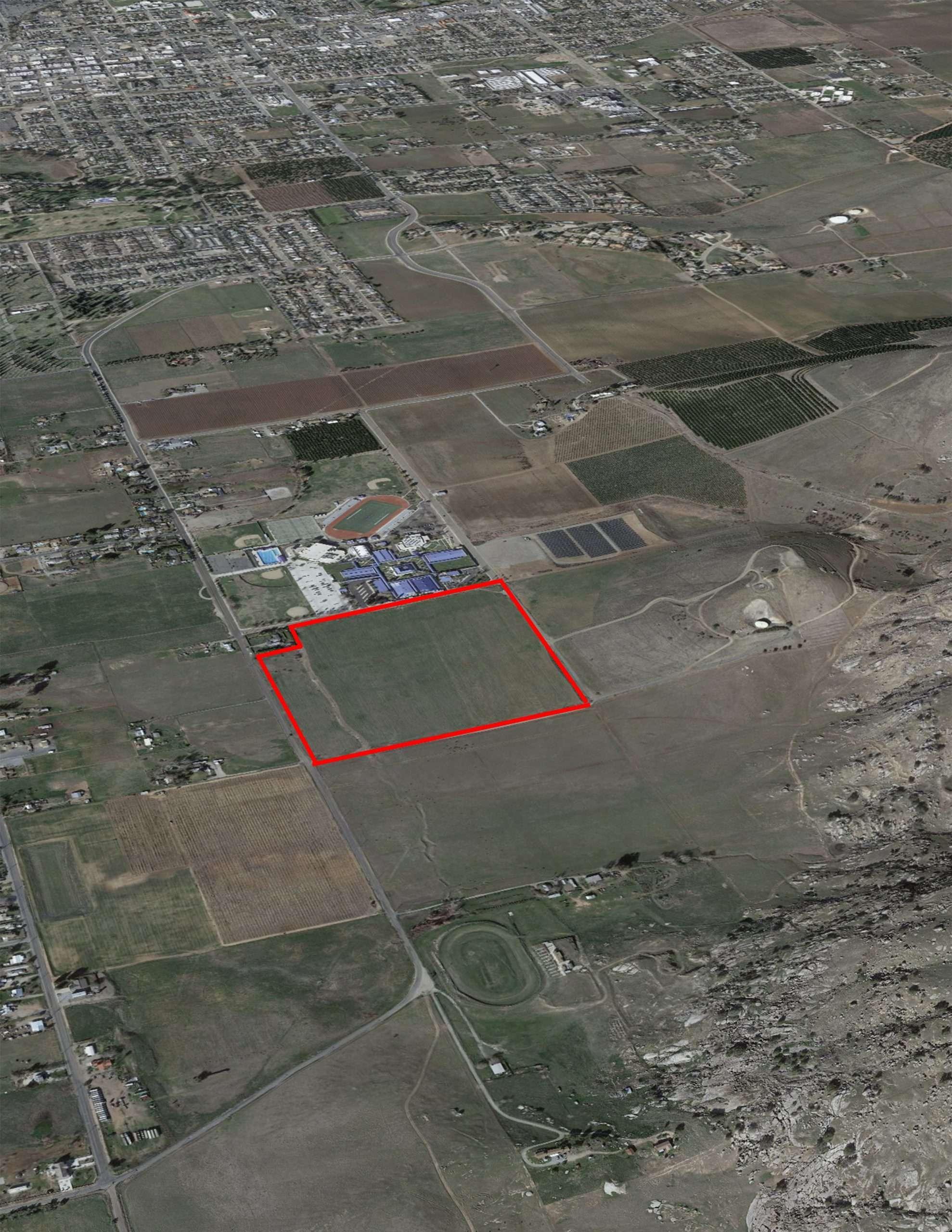 +/-38.04 Acres – Open Land – Porterville, CA